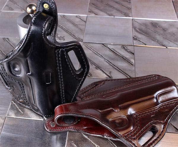 On the Belt Holsters | Mitch Rosen Extraordinary Gunleather