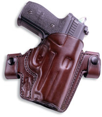 On the Belt Holsters | Mitch Rosen Extraordinary Gunleather